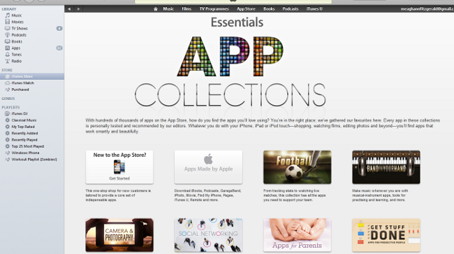 appcollections