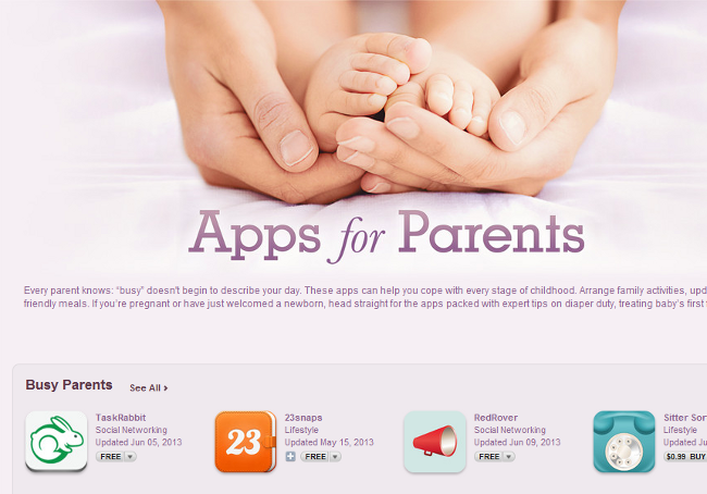 appsforparents